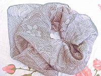 Отдается в дар Легкий шарфик