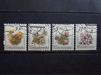 Отдается в дар Цветы. Чехословакия 1991.