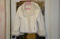 Отдается в дар Женская куртка 44 — 46 размер