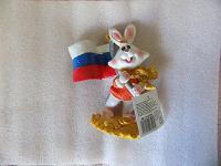 Отдается в дар Фигурка кролика