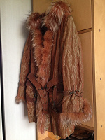 Отдается в дар Куртка с отстегивающейся подкладкой и мехом