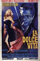 Отдается в дар Постер к к/ф La dolce vita