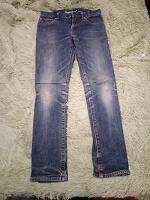Отдается в дар джинсы-скинни на 12 лет