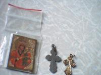 Отдается в дар Крестики в коллекцию