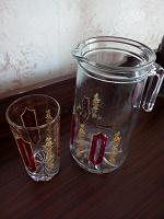 Отдается в дар Кувшин и стаканы