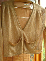 Отдается в дар блузка кофта