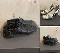 Отдается в дар Женская обувь (р-р 35-36)