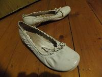 Отдается в дар Мягкие кожаные туфли