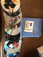 Отдается в дар DVD CD диски