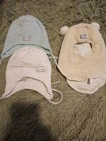 Отдается в дар шапочки малышу