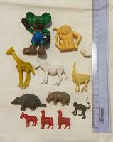 Отдается в дар Игрушечные фигурки животных