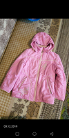 Отдается в дар Куртка на девочку 134 см.