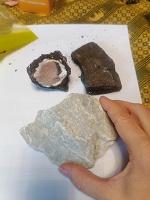 Отдается в дар Минералы, камни в коллекцию