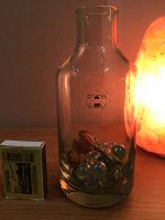Отдается в дар Декоративная бутылочка.