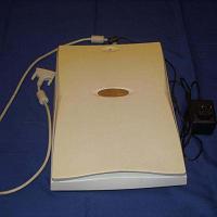 Отдается в дар Сканер Mustek 1200 CP+