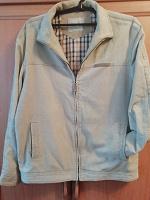 Отдается в дар Мужская куртка ветровка размер XXL