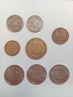 Отдается в дар Монетки разные