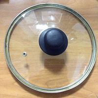 Отдается в дар Крышка 22 см диаметр