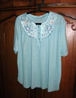 Отдается в дар домашняя блузка