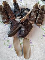 Отдается в дар Обувь ортопедическая 29-30 бу