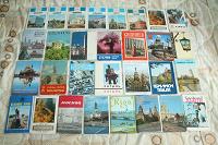Отдается в дар Неполные наборы открыток 2