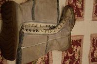 Отдается в дар Зимние/демисезонные женские сапоги TAMARIS на 39 (39,5) рр