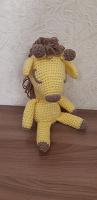 Отдается в дар Игрушка Жирафик амигуруми