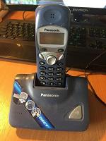 Отдается в дар Радиотелефон для дома.