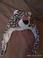 Отдается в дар Шапка-леопард