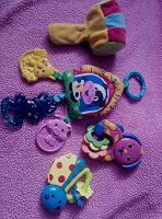 Отдается в дар Погремушки, подвеска, игрушки малышам
