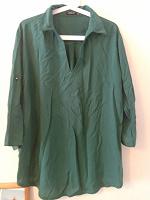 Отдается в дар Блузка зеленая