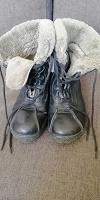 Отдается в дар Зимние ботинки 37-38