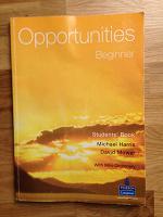 Отдается в дар Английский Opportunities beginner