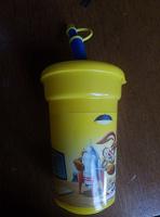 Отдается в дар Стаканчик пластиковый Несквик