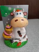 Отдается в дар Статуэтка коровка