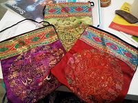 Отдается в дар Тканевые сумочки