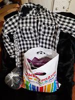 Отдается в дар Вещи для девушки 42- 44 р- р пакетом