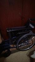 Отдается в дар Коляска для инвалидов