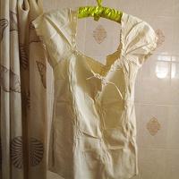 Отдается в дар Нежная блузочка 44-46 размер