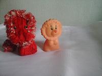 Отдается в дар Лев и львёнок из СССР