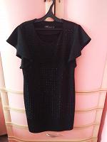 Отдается в дар Черное нарядное платье