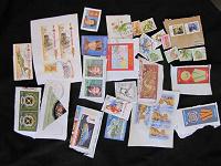 Отдается в дар Марки художественные с конвертов