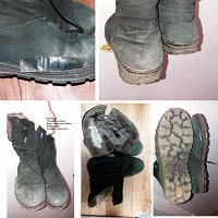 Отдается в дар Обувь женская и мужская