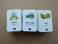Отдается в дар Карманные карточки для изучения английского языка