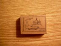 Отдается в дар В коллекцию спичечный коробок