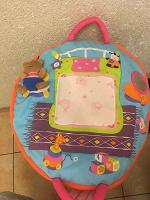 Отдается в дар Игровой коврик-сумочка.