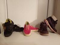 Отдается в дар Обувь для девочки 26-27 размер.