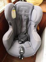 Отдается в дар Детское автомобильное кресло Bebe Confort Iseos Neo +