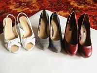 Отдается в дар Туфли и босоножки, 37 и 36 размер