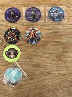 Отдается в дар Кепсы, фишки, металлические кепсы (chipicao, из пачек круассанов) для коллекционеров игры (обновляется)